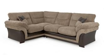 Samson Right Hand Facing 2 Seater Corner Sofa