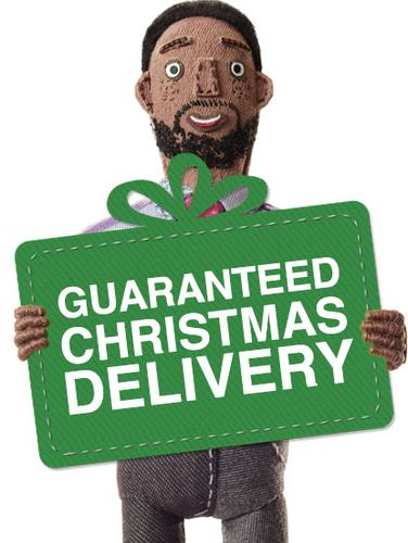 Guaranteed Christmas Delivery