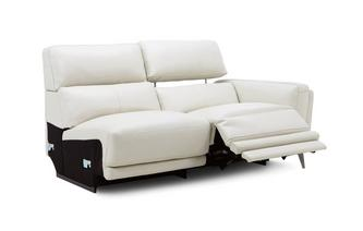 Right Hand Facing Arm 2 Seat Power Plus Unit