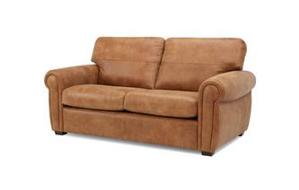 Large 2 Seater Sofa Saddle