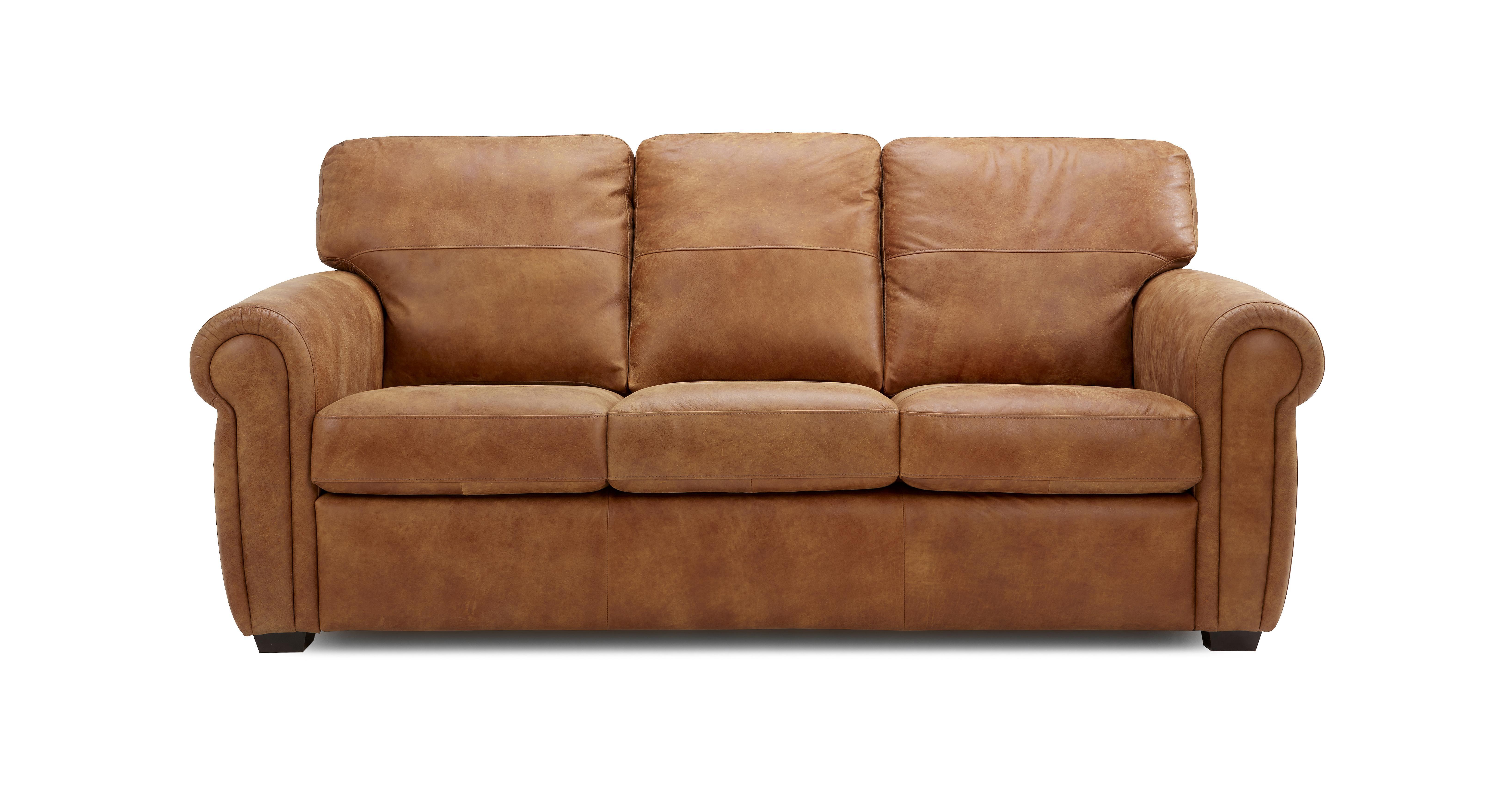 Sanchez 3 zitsbank saddle dfs banken - Sofa stijl jaar ...