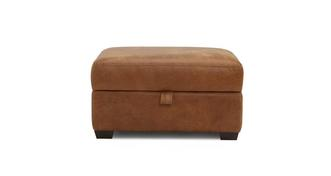 Sanchez Large Storage Footstool