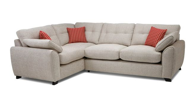 new products 263ae 3357a Sandford: Right Hand Facing 3 Seater Corner Sofa