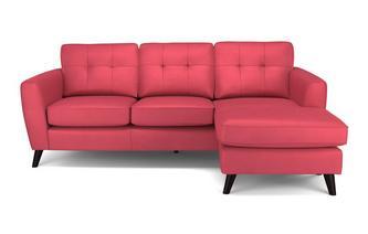 Velvet 4 Seater Lounger