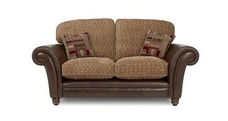 Santiago 2 Seater Formal Back Sofa
