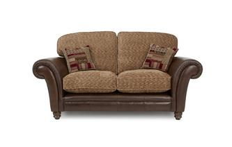 2 Seater Formal Back Sofa Santiago