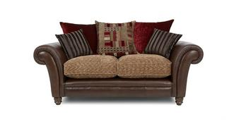 Santiago 2 Seater Pillow Back Sofa