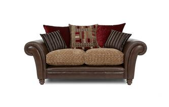 2 Seater Pillow Back Sofa Santiago