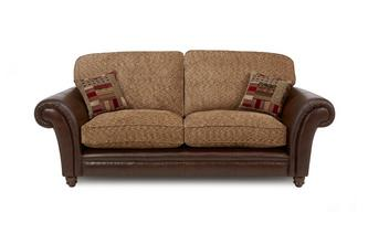 3 Seater Formal Back Sofa Santiago
