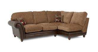 Santiago Left Hand Facing 2 Piece Formal Back Corner Sofa