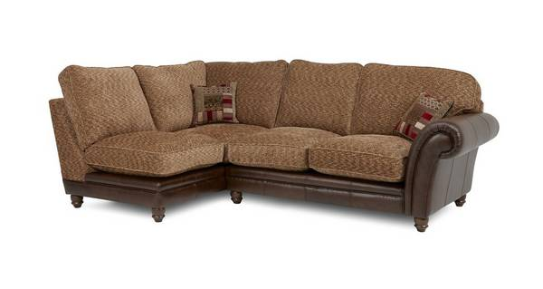 Santiago Right Hand Facing 2 Piece Formal Back Corner Sofa