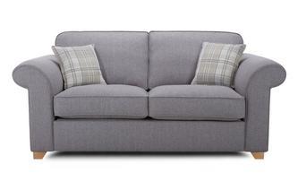 2 Seater Formal Back Sofa Bed Rupert