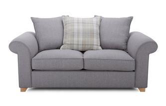 2 Seater Pillow Back Sofa Bed Rupert