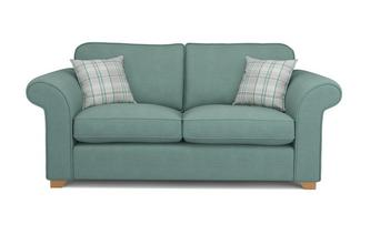 Sasha 2 Seater Formal Back Deluxe Sofa Bed Rupert