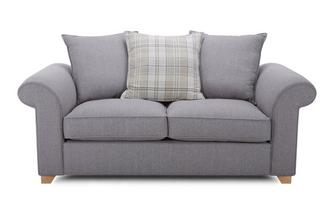 2 Seater Pillow Back Deluxe Sofa Bed Rupert