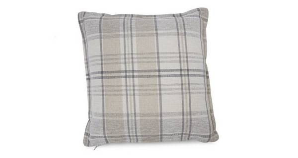 Sasha Check Scatter Cushion
