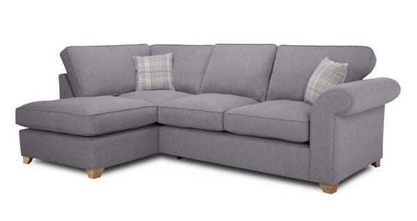 Sasha Right Arm Facing Formal Back Corner Sofa