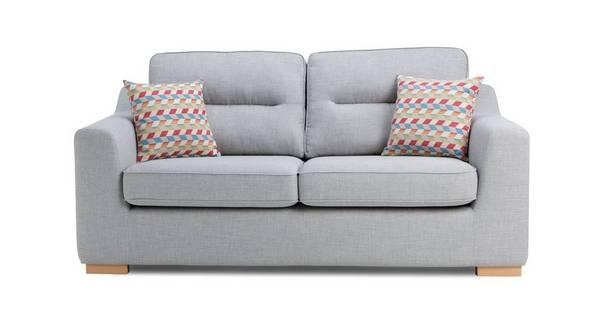 Sasta 3 Seater Sofa