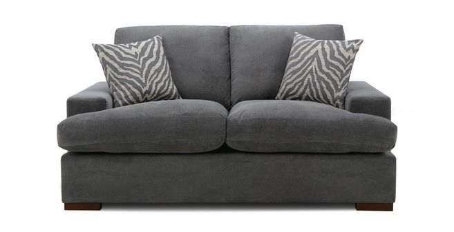 Astonishing Savanna Formal Back Small 2 Seater Sofa Home Remodeling Inspirations Genioncuboardxyz