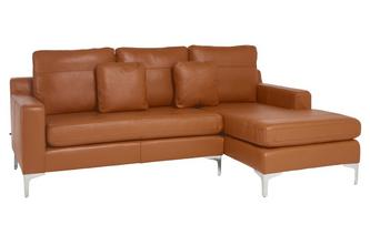 Right Hand Facing 3 Seater Chaise End Sofa