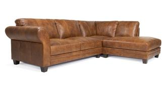 Savoy Left Arm Facing Large Corner Sofa