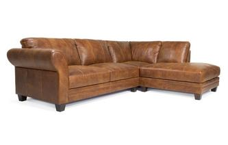 Left Arm Facing Large Corner Sofa Outback