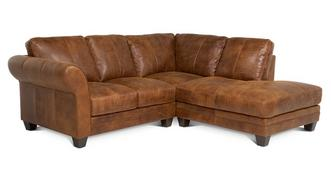 Savoy Left Arm Facing Small Corner Sofa