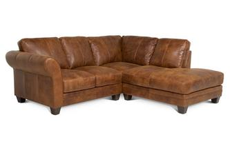 Left Arm Facing Small Corner Sofa Outback
