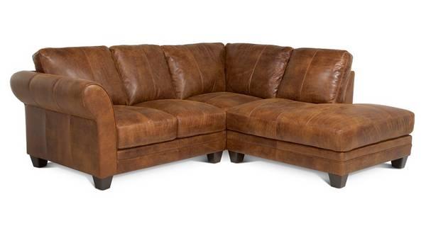 Savoy Left Arm Facing Small Corner Sofa