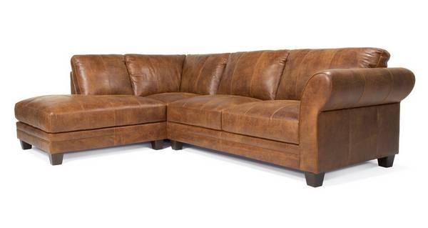 Savoy Right Arm Facing Large Corner Sofa