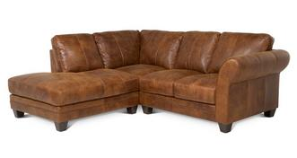 Savoy Right Arm Facing Small Corner Sofa