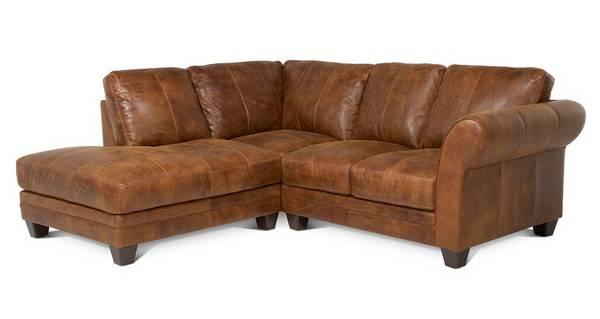 Savoy Right Arm Facing Small Corner Sofa