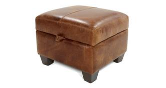 Savoy Storage Footstool