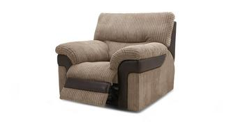 Saxon Manual Recliner Chair