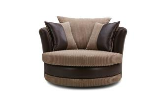 Large Swivel Chair Samson