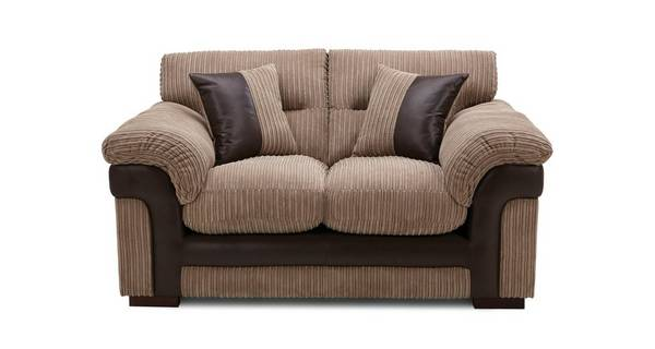 Saxon Small 2 Seater Sofa