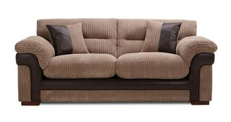 Saxon 3 Seater Sofa
