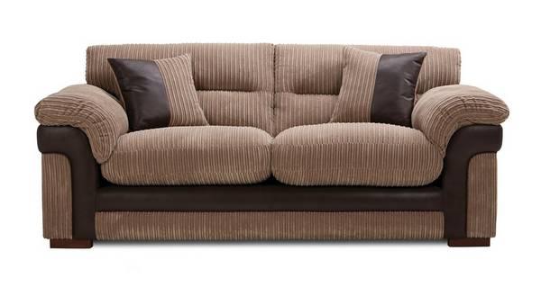 Saxon 3 Seater Sofa