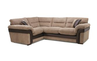 Right Hand Facing Arm 2 Piece Corner Sofa Samson