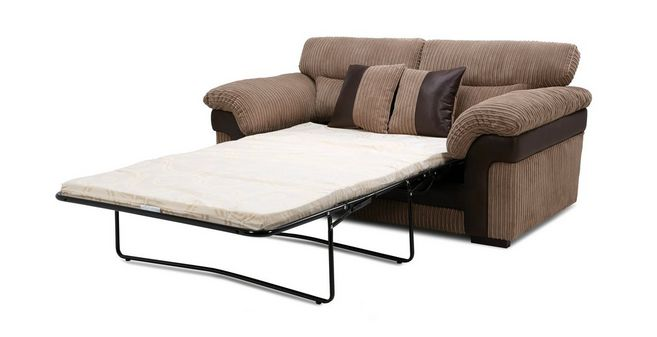 Saxon Clearance Large 2 Seater Sofa Bed Samson Dfs