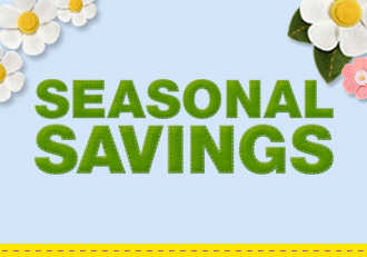 Seasonal Savings