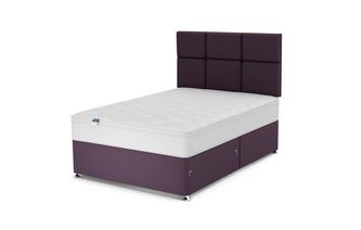 King 2 Drawer Set Cushion Top Semer