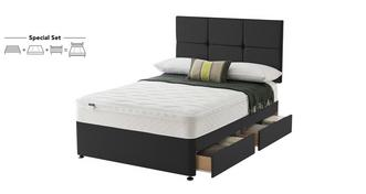 Semer King 4 Drawer Set Cushion Top
