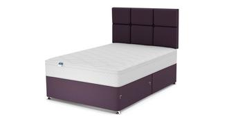 Semer Super King 2 Drawer Set Cushion Top