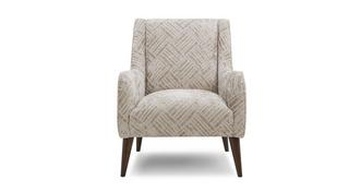 Sentosa Block Accent Chair