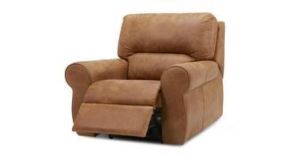 Senzo Handbediende recliner stoel