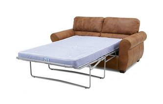Large 2 Seater Deluxe Sofa Bed Saddle