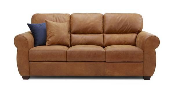 Senzo 3 Seater Sofa