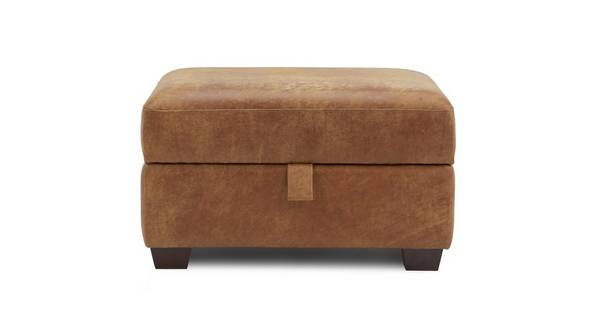 Senzo Large Storage Footstool