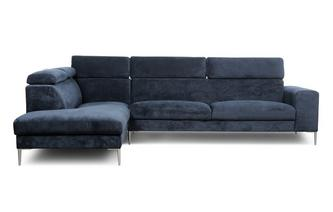 RHF Arm Open End Corner Sofa Plaza